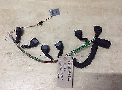 BMW 523i 1997 E39 FUEL INJECTOR WIRING LOOM