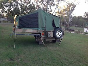 Camper Trailer Withcott Lockyer Valley Preview