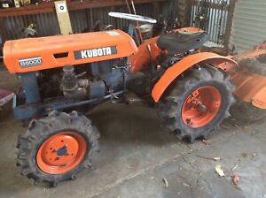 kubota tractor in Melbourne Region, VIC | Cars & Vehicles