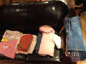 Size 3 Girls clothing