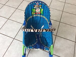 Old fisher price baby chair rocker