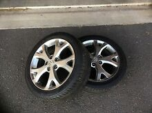 Mazda sport wheels Lochinvar Maitland Area Preview