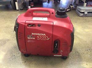 Honda Eu10i Inverter Generator Bunbury Bunbury Area Preview