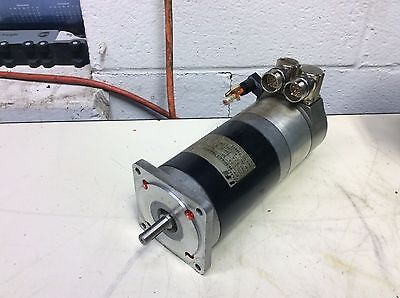 IEF Werner Stepper Motor, Type 86/2P/8A/3.7Nm/SDB, Date: 05/2000, Used, WARRANTY
