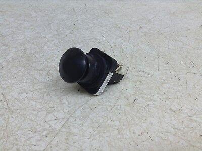 Allen Bradley 800H-DR Black Push Button 800HDR 800H