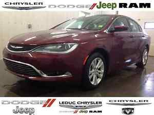 2016 Chrysler 200 Limited COMFORT GROUP BACKUP CAMERA REMOTE STA