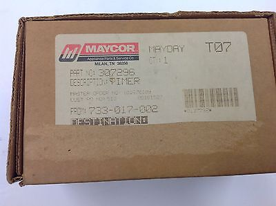 Maytag Y307296 Commercial 307296 Coin Op Clothes Dryer 3-7296 Timer Ap4294066