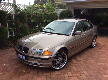 2000/01 BMW 330i Millennium Edition  Steptronic Sports    Winthrop Melville Area Preview