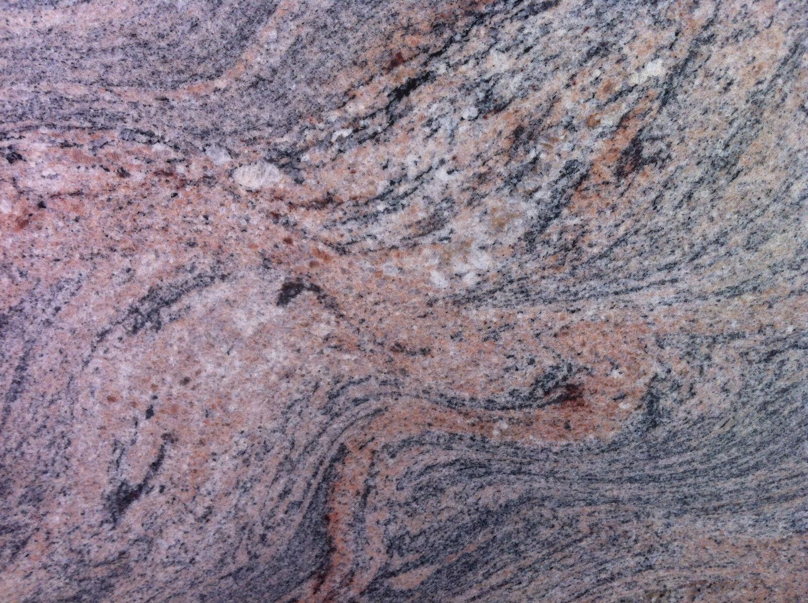 runde Tischplatte fGartentisch Couchtisch Esstisch  ~ Esstisch Granit