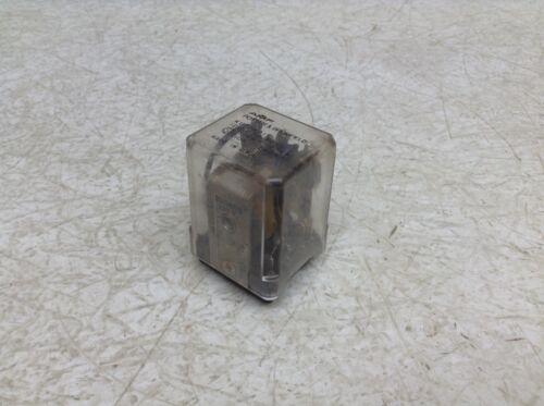 Potter & Brumfield KUP14A15 Pilot Cube Relay 120 VAC Coil