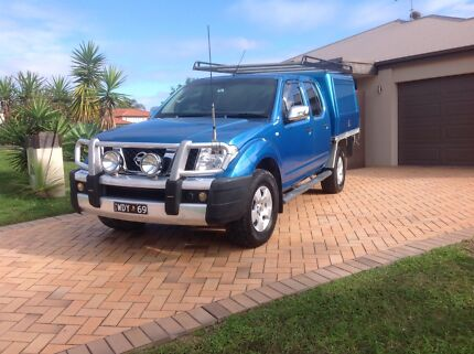 2007 Nissan Navara Ute Pacific Pines Gold Coast City Preview