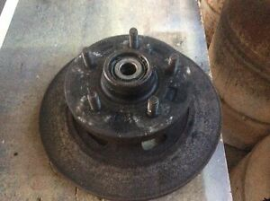 Torana front disk brake rotors 2 off Herne Hill Swan Area Preview