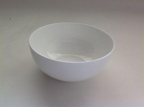 New Gorham Breckenridge White Dishwasher and Microwave Safe - 6 inch Bowl