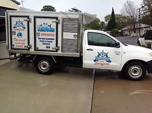Mobile seafood business Centenary Heights Toowoomba City Preview