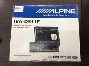 49190 - Alpine Car Mobile Media Station IVA-D511E Frankston Frankston Area Preview