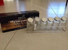 Brand New Spice Rack with jars Hoxton Park Liverpool Area Preview