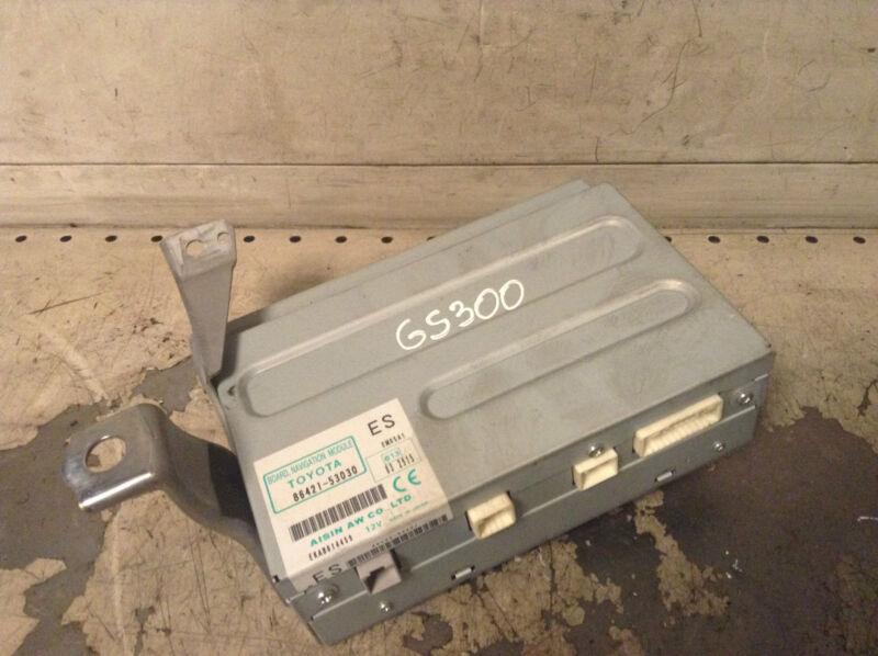 Lexus IS GS LS NAVIGATION Sat Nav CONTROL UNIT MODULE ECU 86421-53030