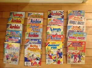 Archie Digest collection
