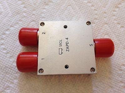 Minicircuits Zapd-4 Power Splittercombiner