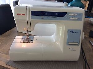 Janome  My excel 18W ,limited edition,like new Regents Park Logan Area Preview