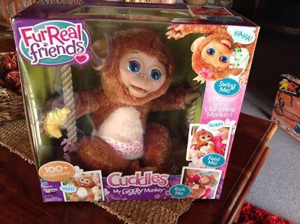 Girls Toy ( Cuddles )