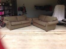 Two Freedom three-seater sofas for sale Coffs Harbour 2450 Coffs Harbour City Preview