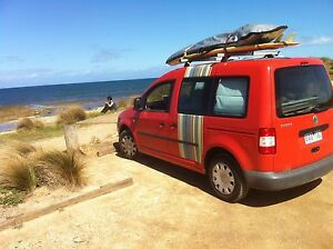 VW Caddy Life - mini campervan Elwood Port Phillip Preview