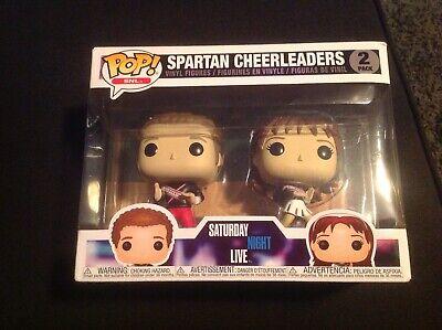 SNL spartan cheerleaders funko - Snl Spartan Cheerleaders
