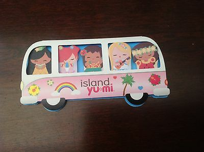 Hawaii Hula Girls Island Girls Sticky Tabs Page Markerflags