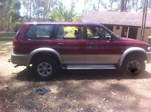 1999 Mitsubishi Challenger Old Bar Greater Taree Area Preview