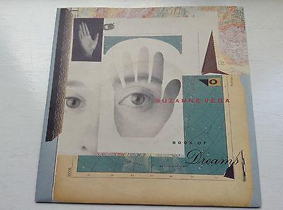 SUZANNE VEGA - BOOK OF DREAMS / BIG SPACE 7 inch UK 1990