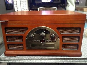 Crowley  record player CD player and radio