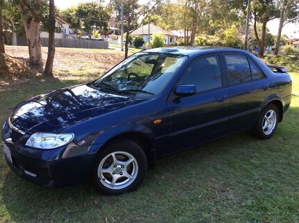 Mazda  323 / low km 145000/manual/6 months REGO /1.8 engine  Moorooka Brisbane South West Preview