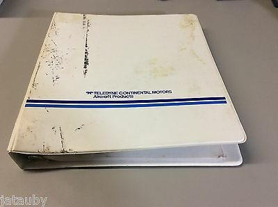 TELEDYNE INDUSTRIES SERIES PARTS CATALOG AVIATION