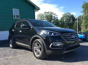 2018 Hyundai Santa Fe 2.4L - AWD - LEATHER - A/C - ALLOY WHEELS