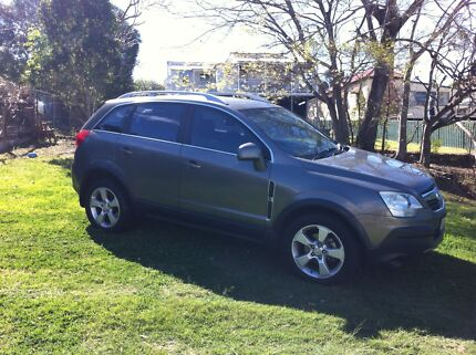 2007 Holden Captiva Woodend Ipswich City Preview
