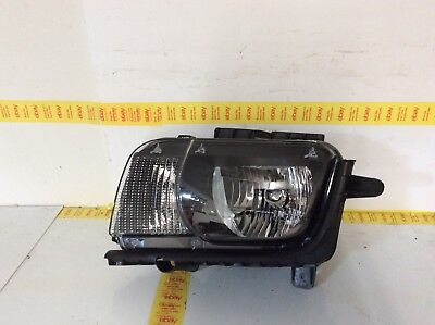 2010-2013 CHEVROLET CHEVY CAMARO FRONT LH HEADLIGHT SUPER CLEAN 20981023 OEM