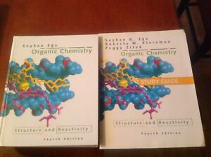 Organic chemistry Structure and reactivity. 4th edition.
