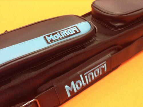 MOLINARI  CASE 3x6 BLACK / BLUE