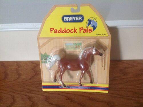 Breyer Horse Paddock Pals Half-Arabian Palomino #1614