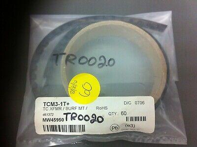 Tcm3-1t - Mini Circuits - 10pcs - 13 Core Wire Transformer 2 - 500 Mhz 50