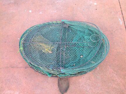 Yabbie nets Seaford Frankston Area Preview
