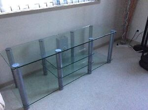 SOLID GLASS CABINET GREAT CONDITION NEED GONE TODAY Coombabah Gold Coast North Preview