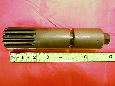 Bridgeport Mill Part J Head Milling Machine Ram Pinion 2060255 M1244 New