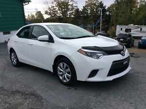 2016 Toyota Corolla WOW ONLY 34KM! - A/C - HEATED SEATS - CRUISE