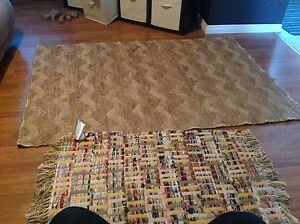 Large carpet and mat