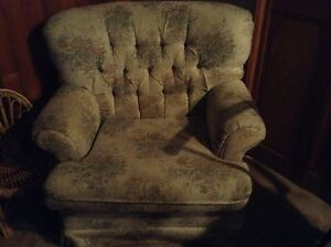 Couch and chair St. John's Newfoundland image 2