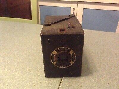 """""""A"""" Ancien appareil photo coronet rex dans son jus"""