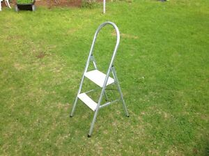 Small utility/kitchen fold up step ladder