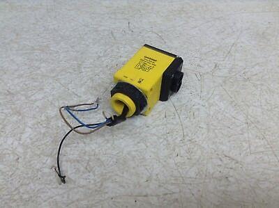 Banner Q45bb6f Fiber Optic Sensor